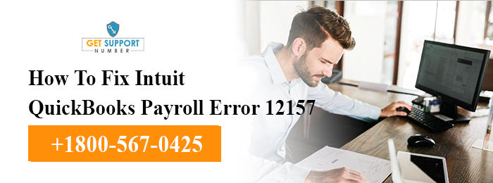 How To Fix Intuit QuickBooks Payroll Error 12157