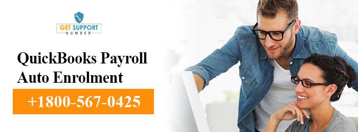 QuickBooks Payroll Auto Enrolment