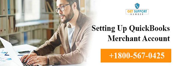Setting Up QuickBooks Merchant Account