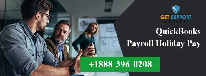 QuickBooks Payroll Holiday Pay - Set Up Employee Holiday ...