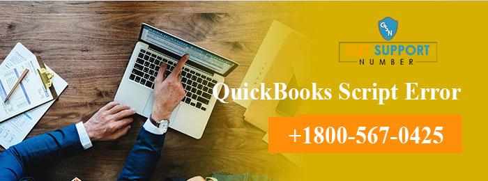 quickbooks-script-error