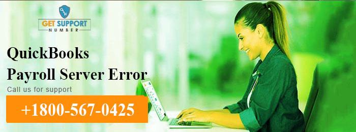 QuickBooks Payroll Server Error