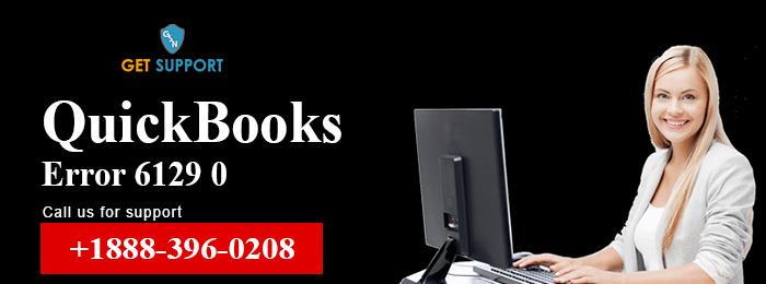 QuickBooks Error 6129 0