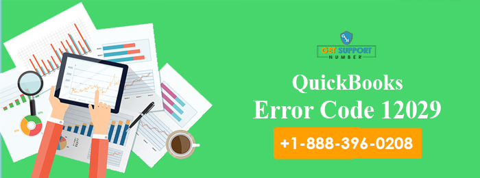 QuickBooks Error Code 12029