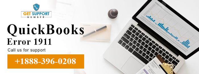 QuickBooks Error 1911