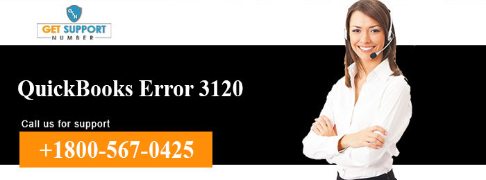 QuickBooks Error 3120