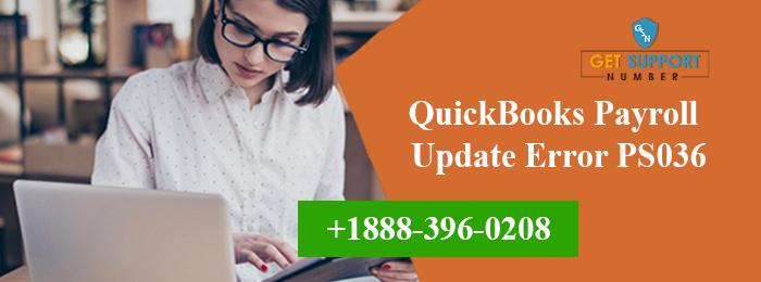 QuickBooks Payroll Update Error PS036