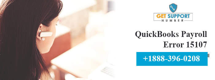 QuickBooks Payroll Error 15107