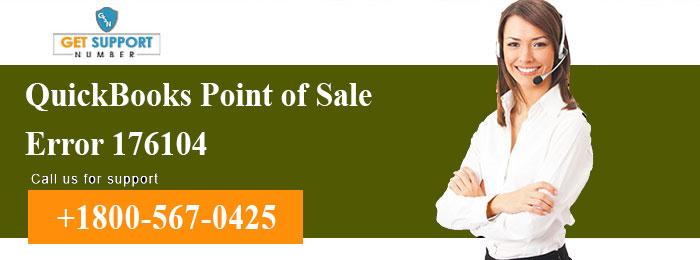 QuickBooks Point of Sale Error 176104