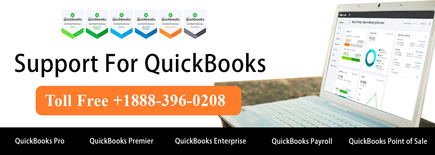 QuickBooks Tech Support Phone Number +1888-396-0208