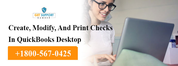 Create, Modify, And Print Checks In QuickBooks Desktop