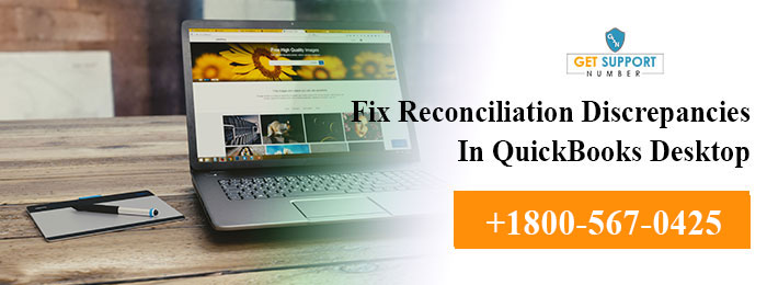 Fix Reconciliation Discrepancies In QuickBooks Desktop