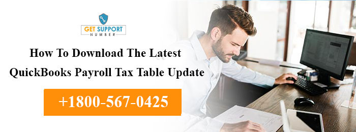 How To Download The Latest QuickBooks Payroll Tax Table Update