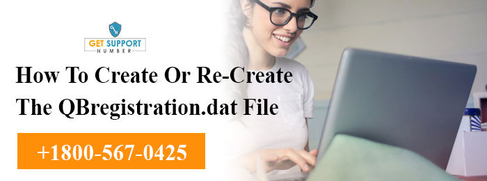 How To Create Or Re-Create The QBregistration.dat File