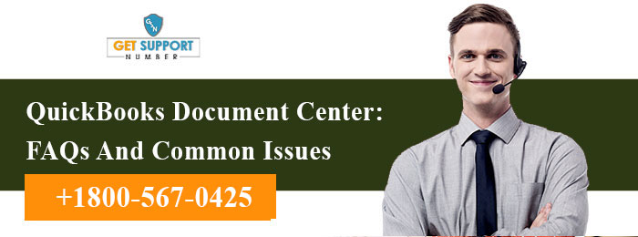 QuickBooks Document Center: FAQs And Common Issues