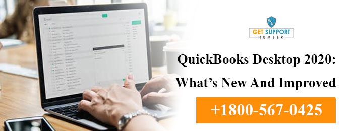 QuickBooks Desktop 2020: What's New And Improved