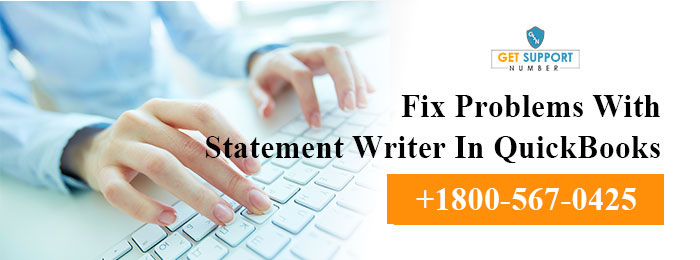 Fix Problems With Statement Writer In QuickBooks