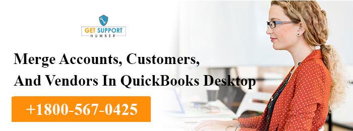 Merge Accounts, Customers, and Vendors In QuickBooks Desktop